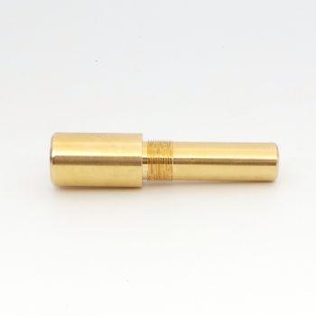 M14x0.8 triple lead threaded mandrel for kitless pen making